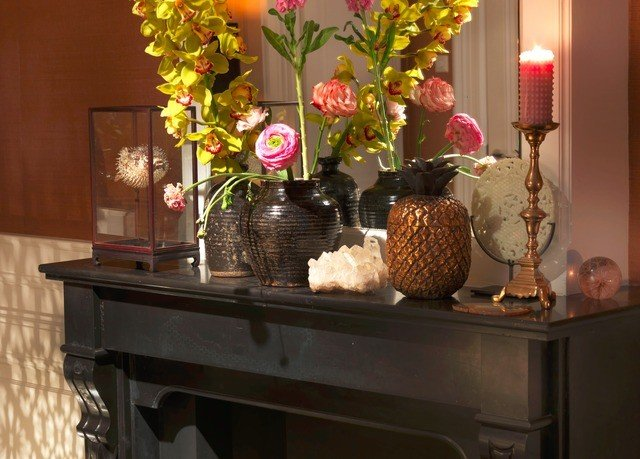 floristry living room home flower