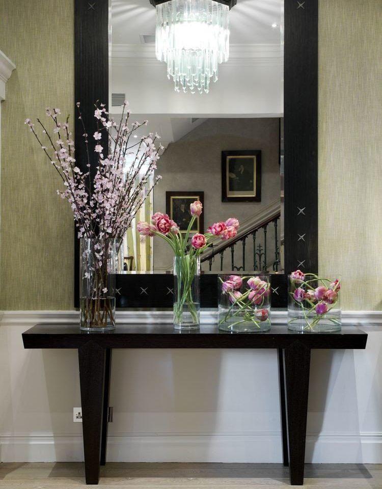 flower floristry lighting living room plant