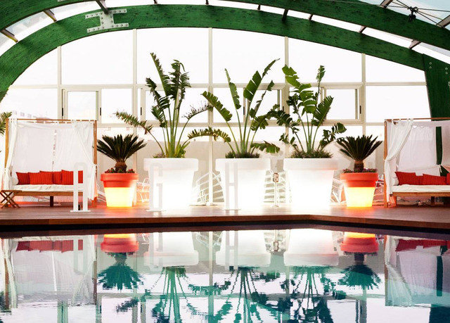 restaurant floristry plant
