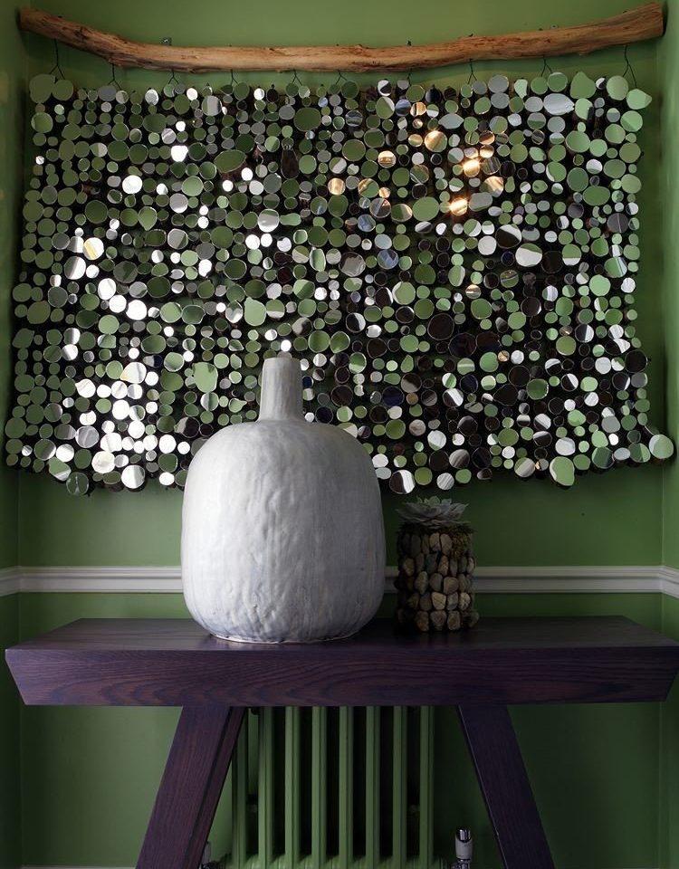 green white flower lighting light fixture living room plant