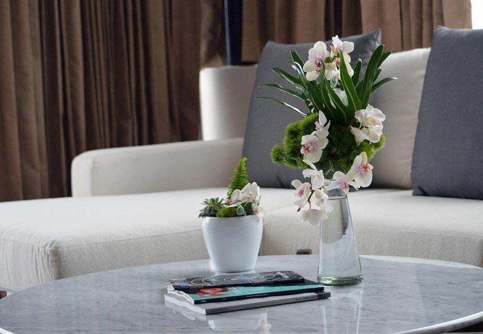 white living room home flower seat sofa
