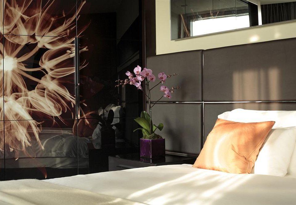 lighting living room flower pillow