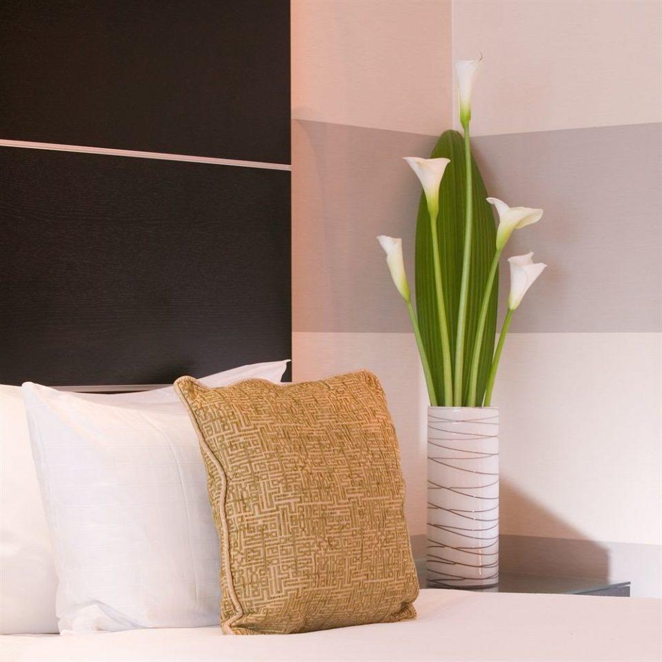 pillow textile material flowerpot lamp