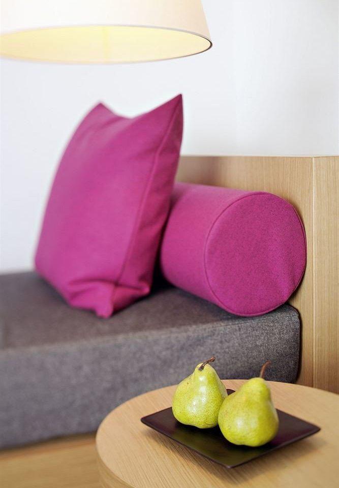pink petal food shape lamp
