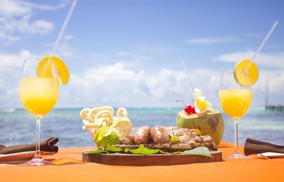 sky yellow morning food