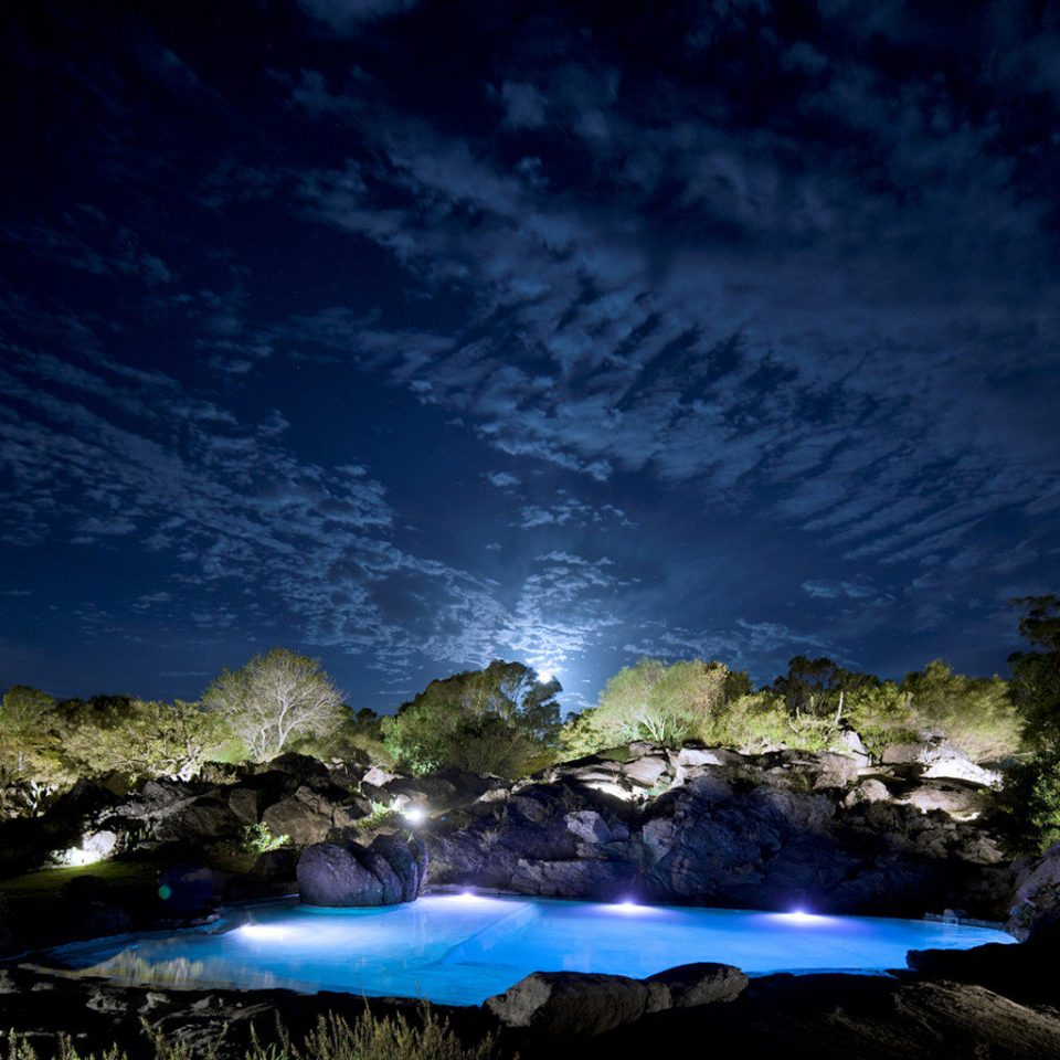 Forest Pool Scenic views sky Nature night moonlight atmosphere cloud light darkness evening computer wallpaper sunlight Sea dusk screenshot wave earth