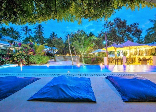 tree swimming pool leisure Resort Villa trampoline Forest colored
