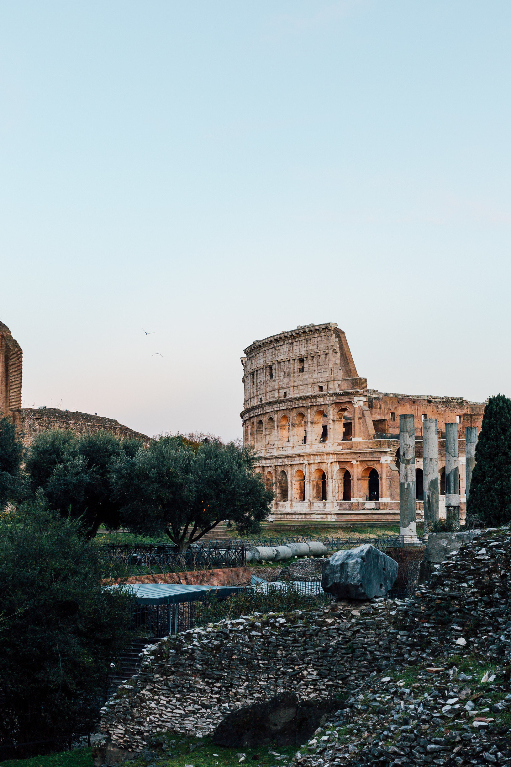 Travel Tips Trip Ideas outdoor sky building historic site landmark archaeological site Ruins ancient history fortification castle temple ancient rome château stone ruin