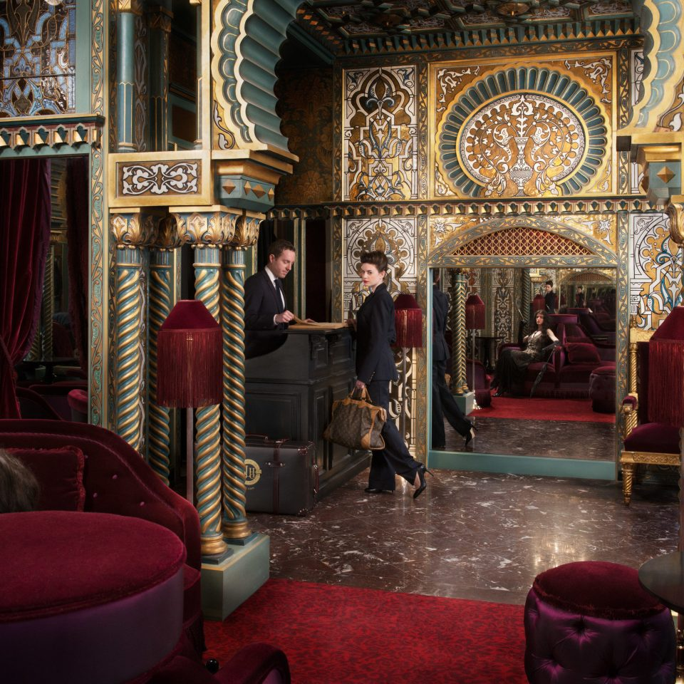 France Hotels Paris chair altar