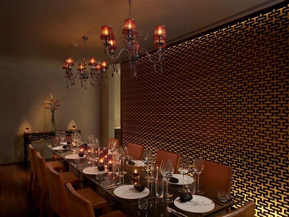 restaurant lighting function hall set