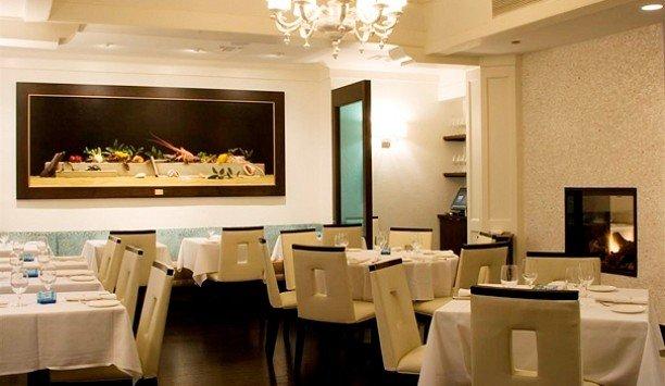 restaurant function hall