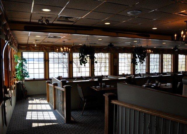 restaurant function hall vehicle