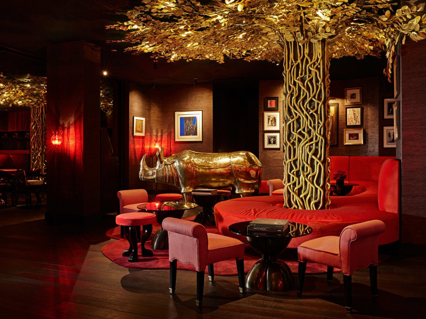 Hotels floor table indoor room Living restaurant lighting interior design estate Bar Lobby furniture dining table