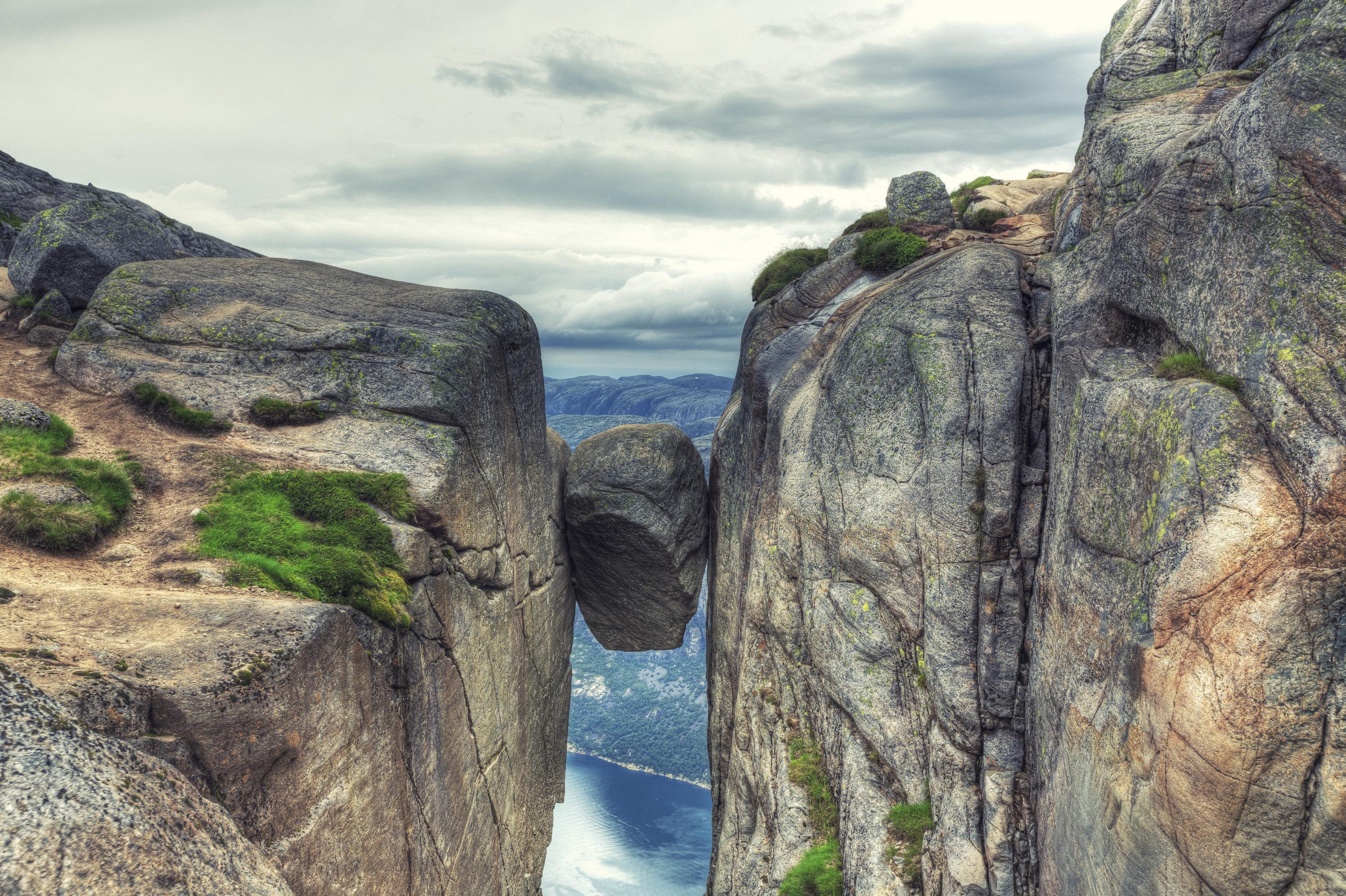 Norway Oslo Trip Ideas rock water cliff sky terrain boulder tree formation outcrop escarpment geology mountain landscape national park bedrock grass klippe tourism