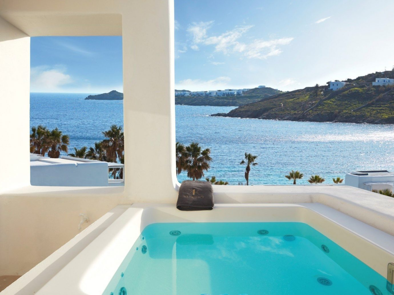 Hotels water sky swimming pool property window vacation leisure caribbean overlooking Ocean Villa estate Resort bathtub real estate Island day