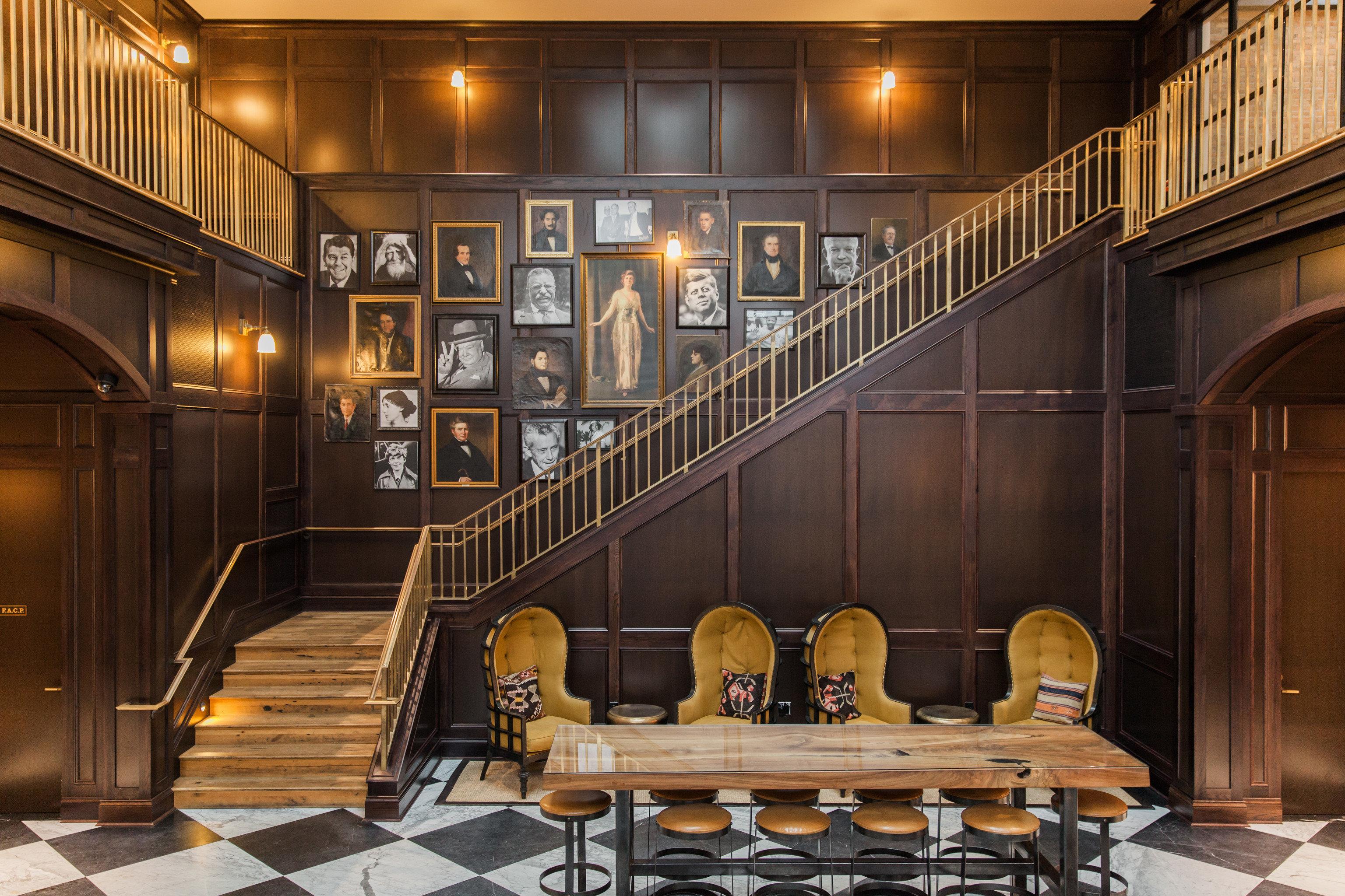 Trip Ideas indoor property room Lobby interior design estate home mansion living room Bar