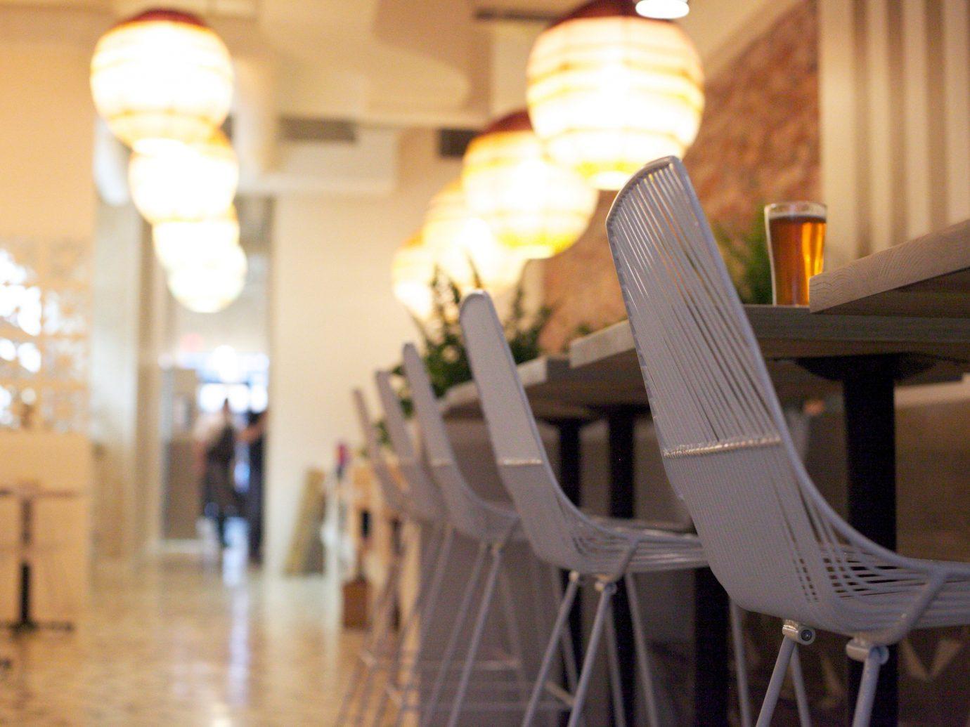 Trip Ideas indoor floor chair aisle lighting interior design