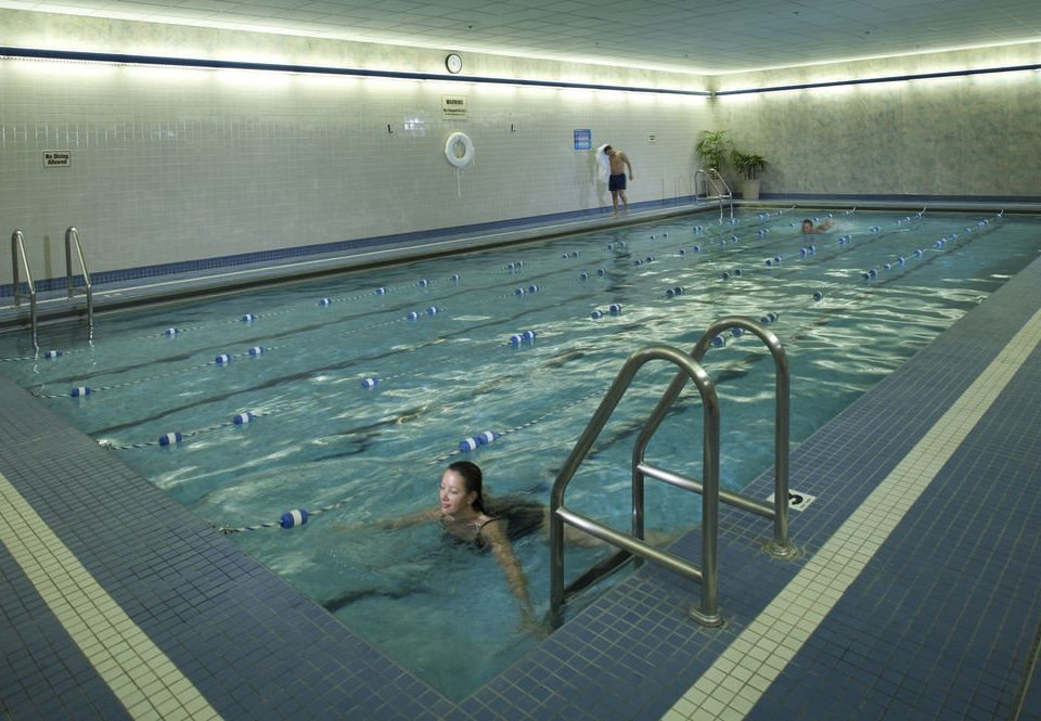 swimming pool leisure leisure centre recreation swimming water sport games sports railing