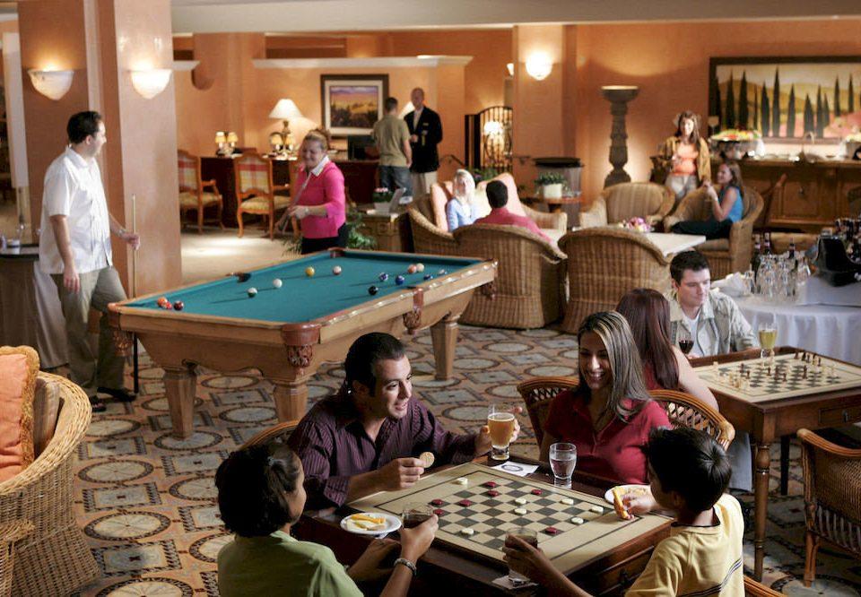 games restaurant