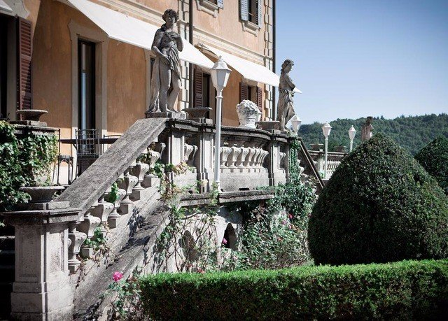 building house home mansion stone Garden colonnade