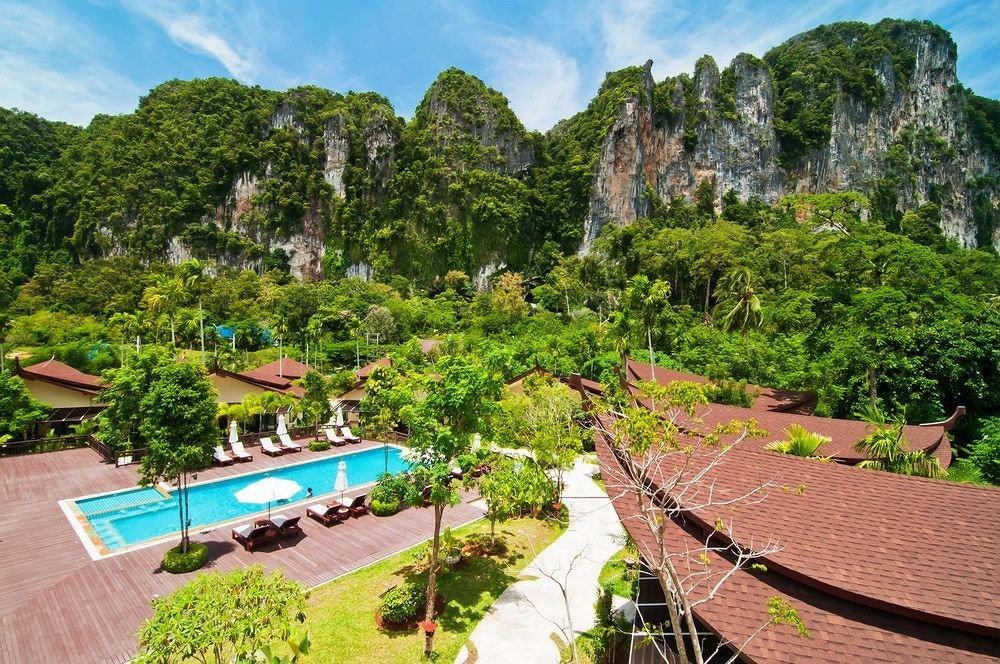 tree Resort Village Jungle Garden