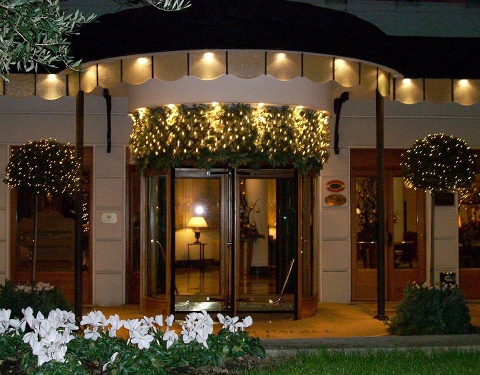 Lobby restaurant lighting plant christmas decoration Garden
