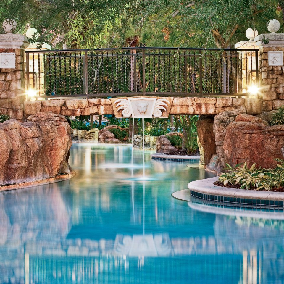 Lounge Luxury Modern Pool swimming pool backyard water feature Resort pond home mansion Garden
