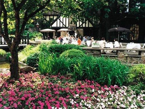 tree Garden Resort flower plant yard backyard botanical garden lawn landscaping bushes surrounded