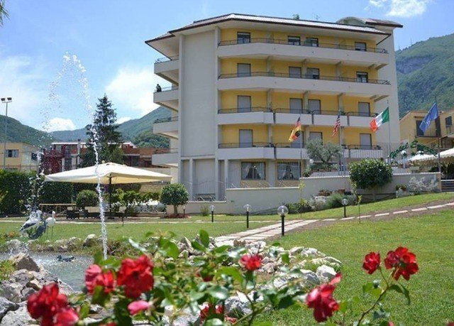 grass sky flower property building Town Resort plaza residential area condominium palace Garden