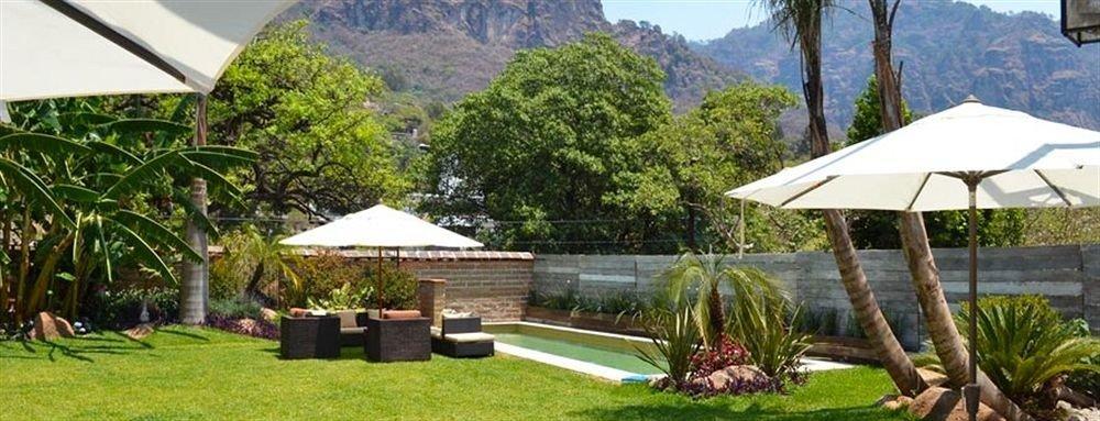 grass tree property Resort mountain cottage home eco hotel Villa Garden backyard house lush