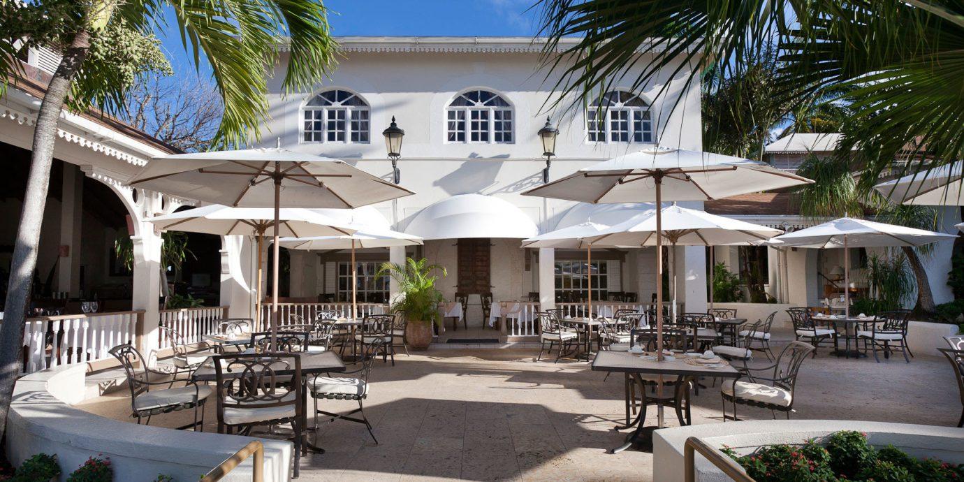 tree building house property Resort home restaurant condominium Villa palm Garden residential