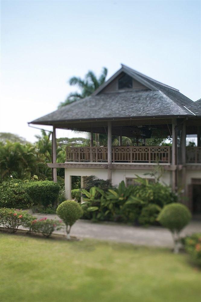 grass sky house building property home gazebo backyard outdoor structure cottage lawn Garden Villa yard roof