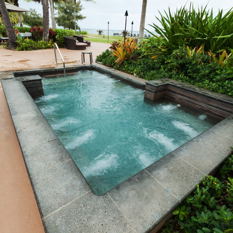 ground swimming pool property backyard grass reflecting pool yard walkway lawn park Garden landscaping Villa