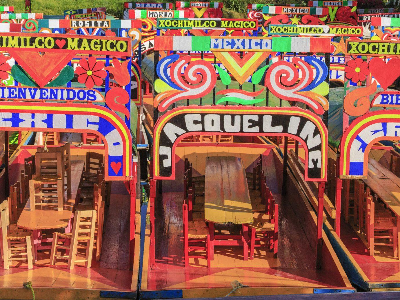 Arts + Culture Mexico City Travel Tips Trip Ideas fair amusement park recreation art