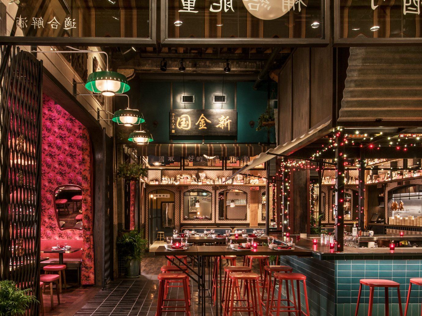Food + Drink Trip Ideas Bar interior design restaurant