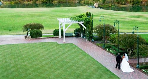grass lawn structure leisure sport venue green golf club landscape architect golf course backyard baseball field Golf flooring artificial turf