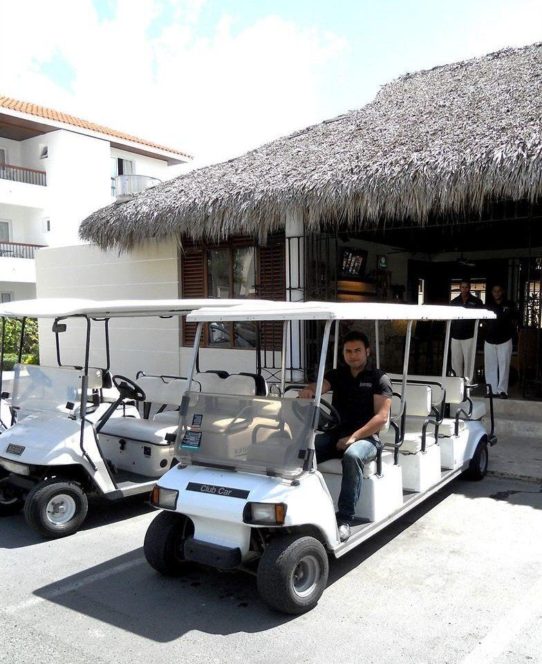 sky road Golf cart car vehicle transport cart golfcart van