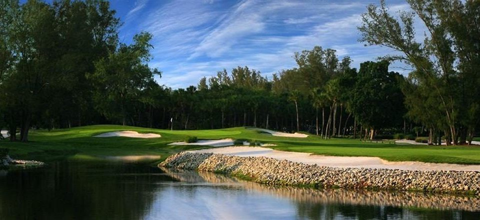 tree water grass structure Lake sport venue golf course River sports Golf golf club outdoor recreation Nature recreation pond surrounded