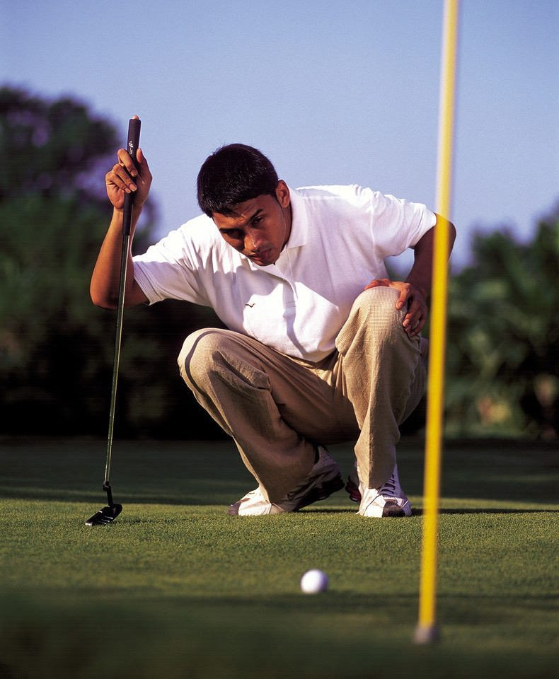 man Sport sports Golf golfer leisure ball game athletic game outdoor recreation recreation tournament professional golfer individual sports fourball competition event arm