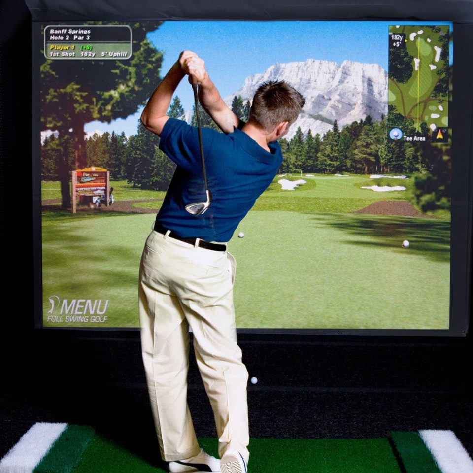 Golf grass Sport athletic game green player sports games recreation screenshot