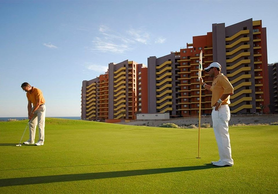 grass athletic game Sport sky Golf structure sports leisure sport venue outdoor recreation recreation