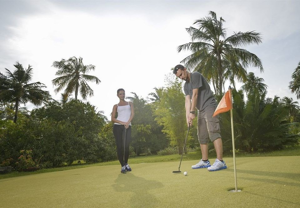 tree sky Golf athletic game Sport leisure sports outdoor recreation recreation individual sports