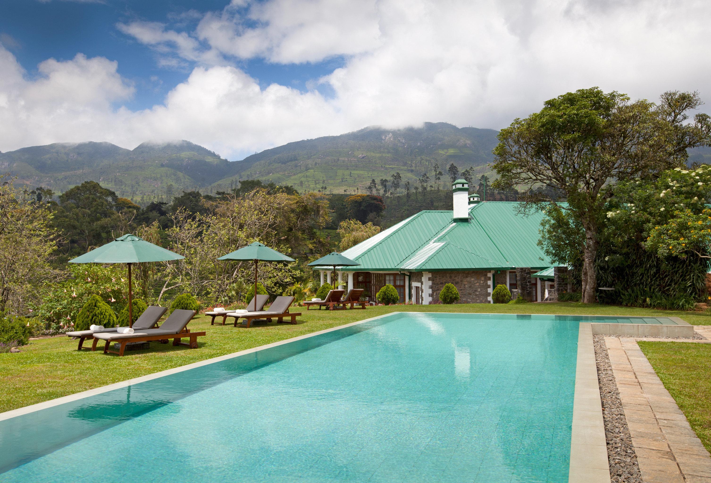 Grounds Pool Wellness sky mountain swimming pool property Villa Resort swimming