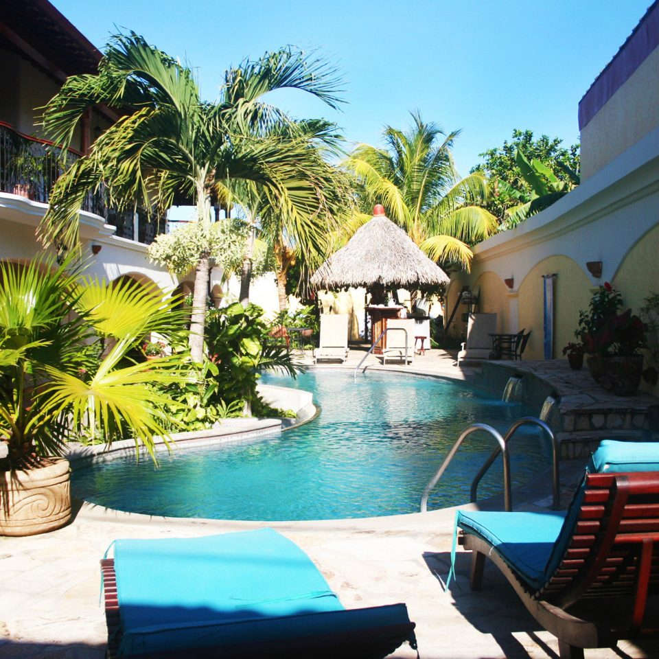 Grounds Pool Wellness leisure property swimming pool Resort Villa hacienda caribbean mansion