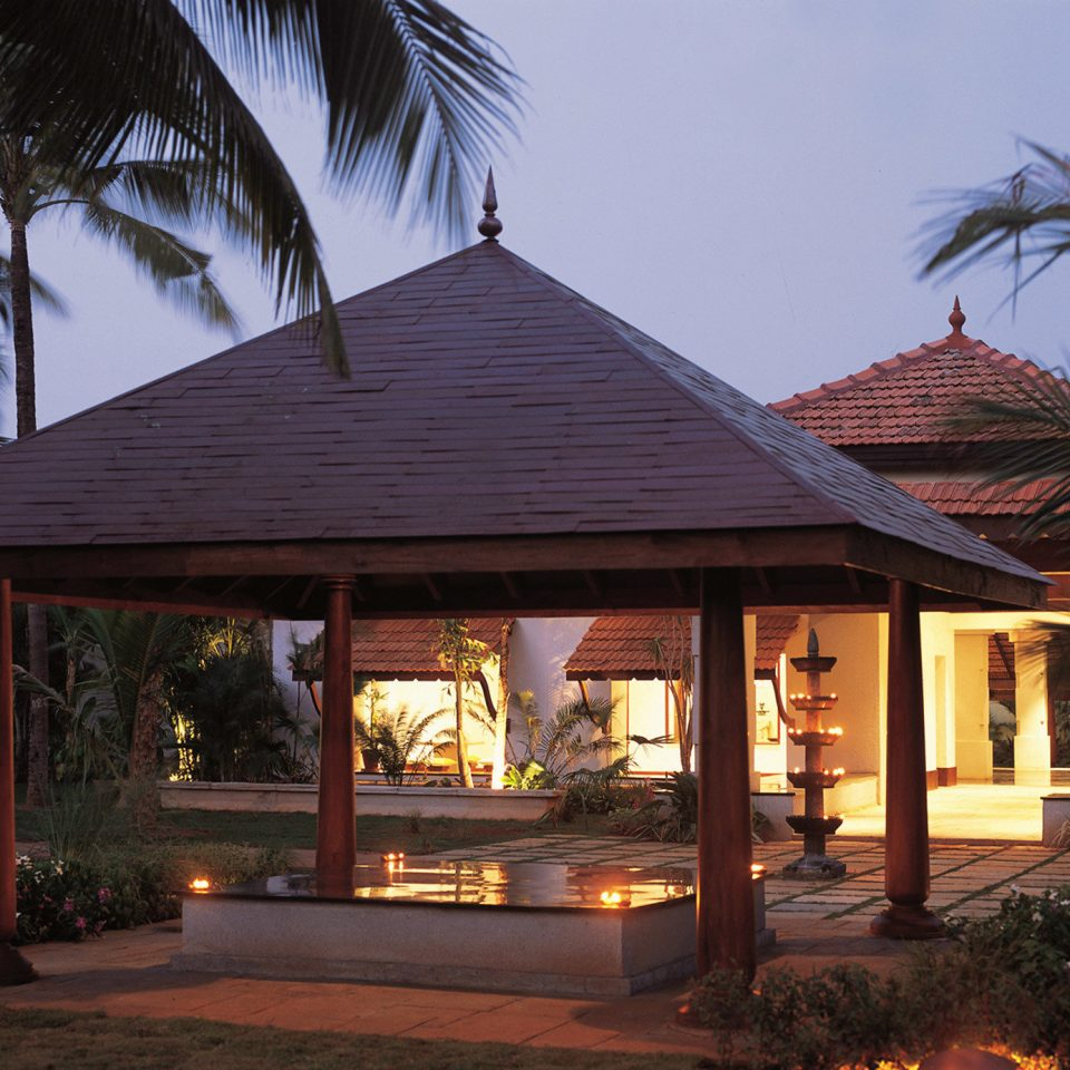 Grounds Resort tree sky house home restaurant cottage outdoor structure