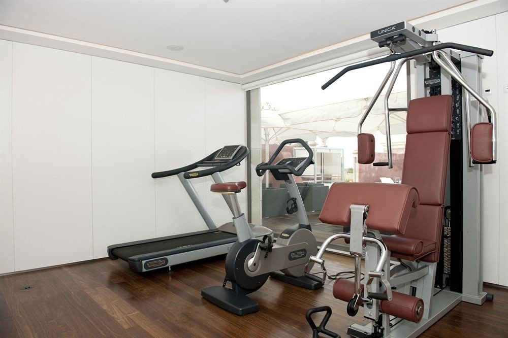 structure property gym sport venue muscle hard