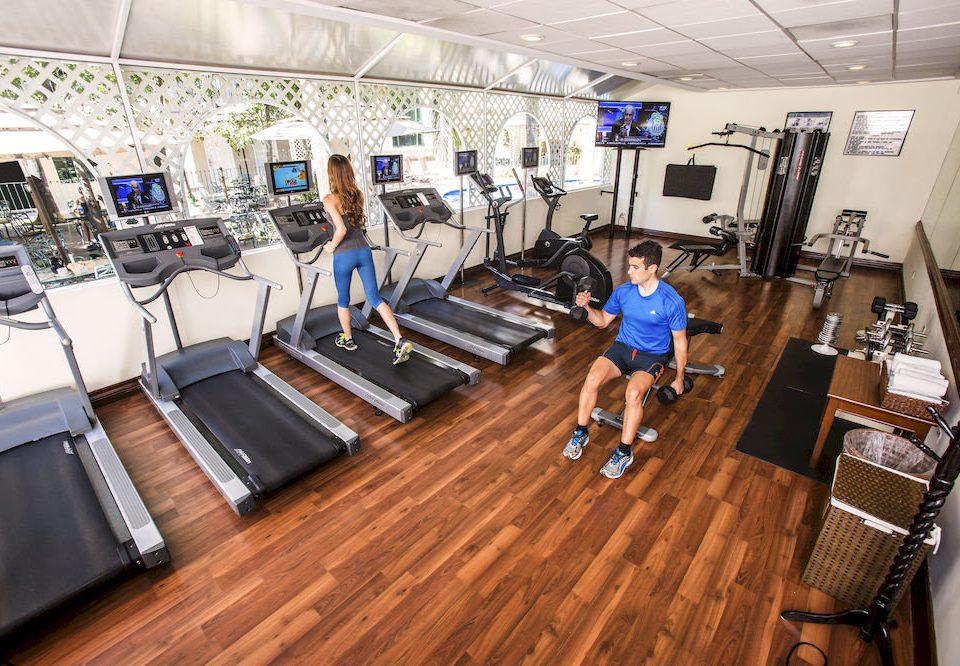 structure sport venue gym hard