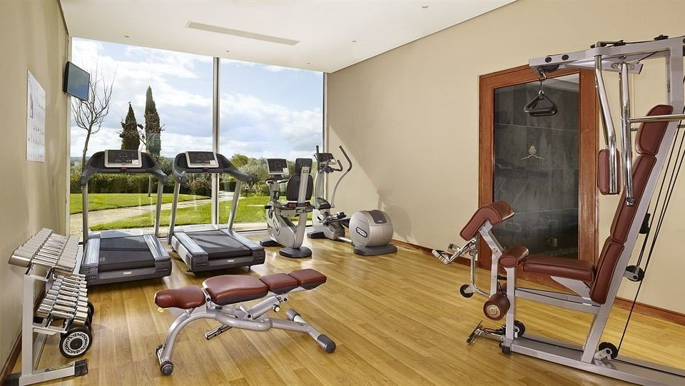 structure property sport venue home gym