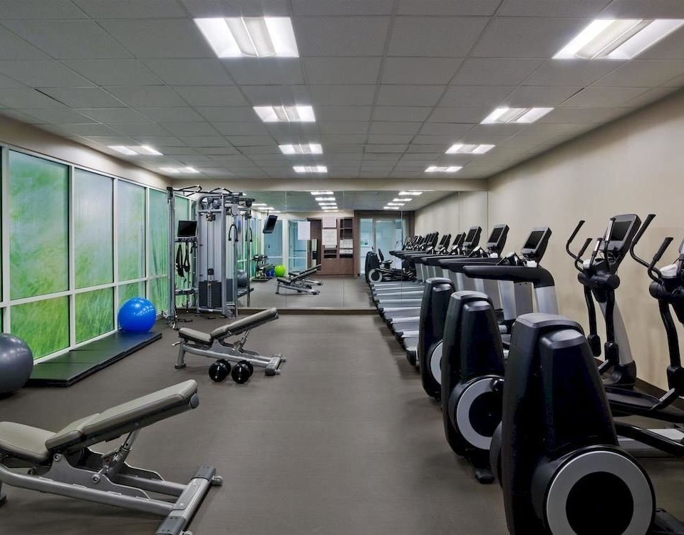 structure gym sport venue leisure centre lined