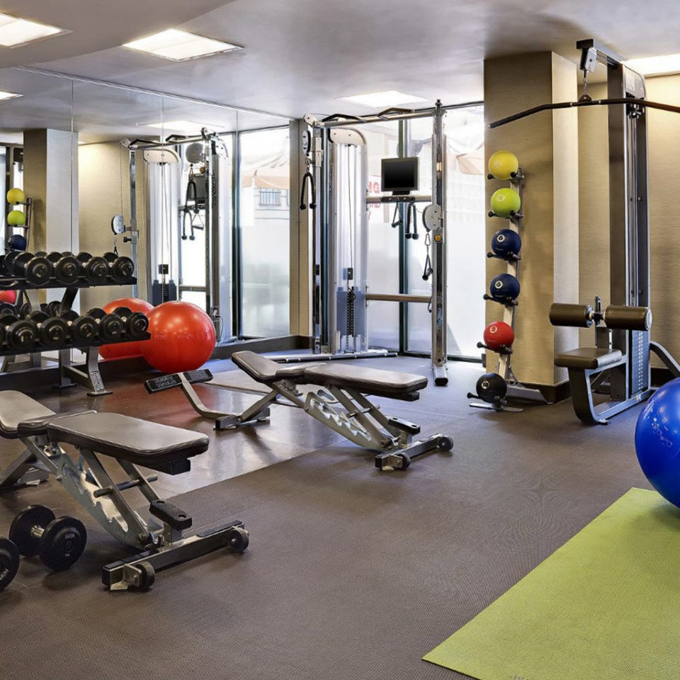 structure gym sport venue leisure muscle physical fitness
